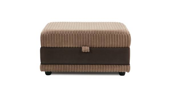 Coburn Storage Footstool