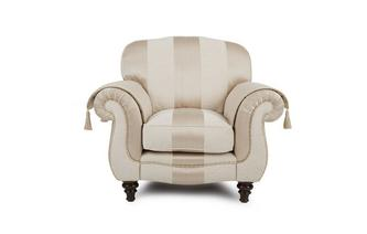 Armchair Colman Wide Stripe
