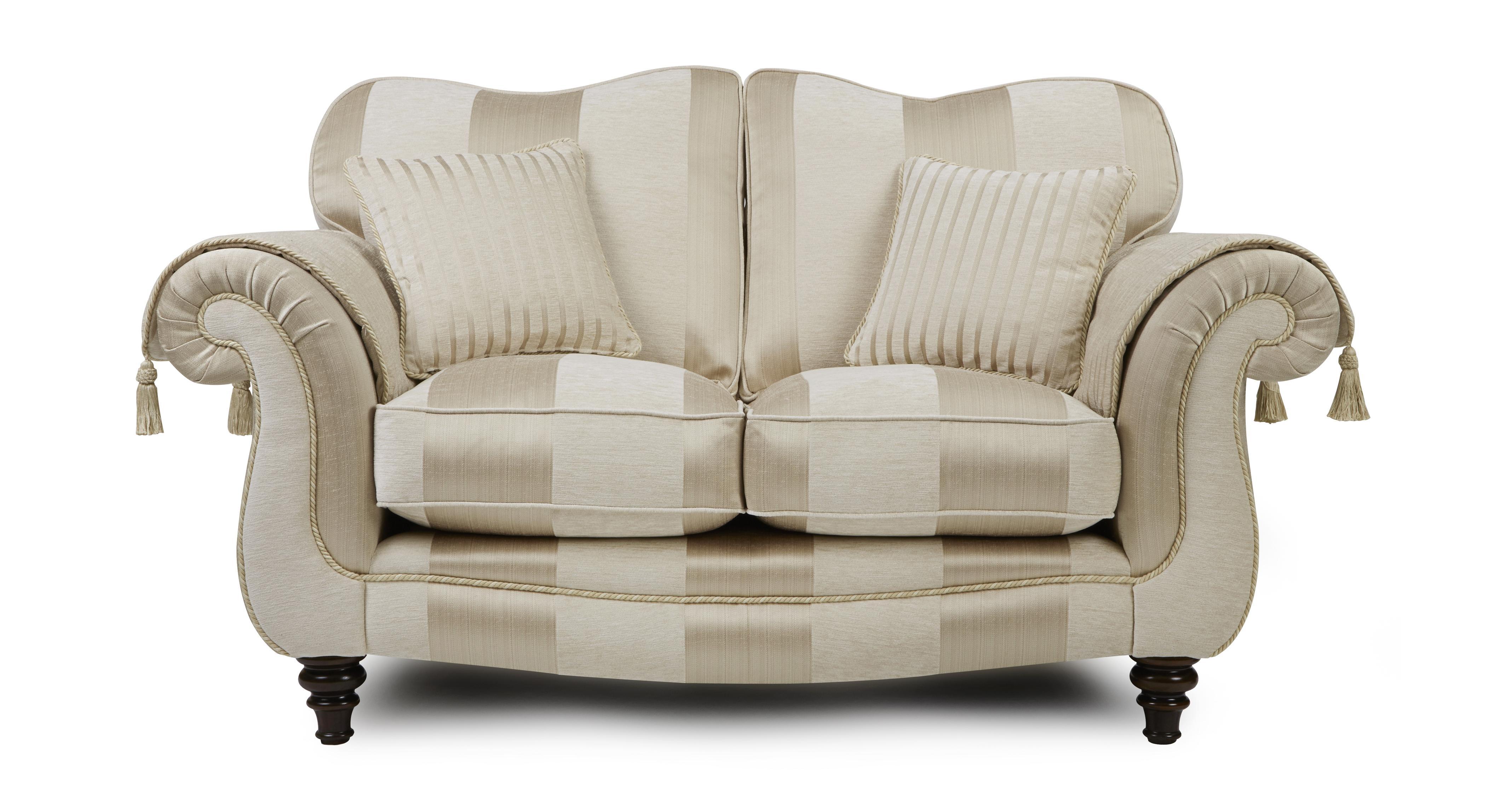 Colman 2 Seater Sofa Colman Wide Stripe Dfs
