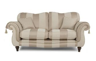 3 Seater Sofa Colman Wide Stripe