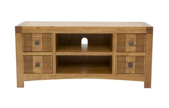 TV Unit Colorado Oak