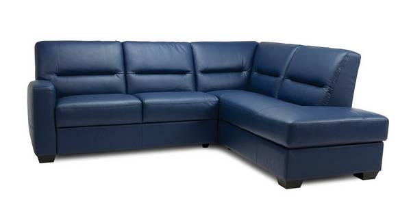 Comet Left Hand Facing Arm Corner Sofa
