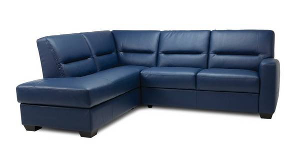 Comet Right Hand Facing Arm Corner Sofa