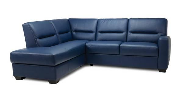 Comet Right Hand Facing Arm Corner Sofa