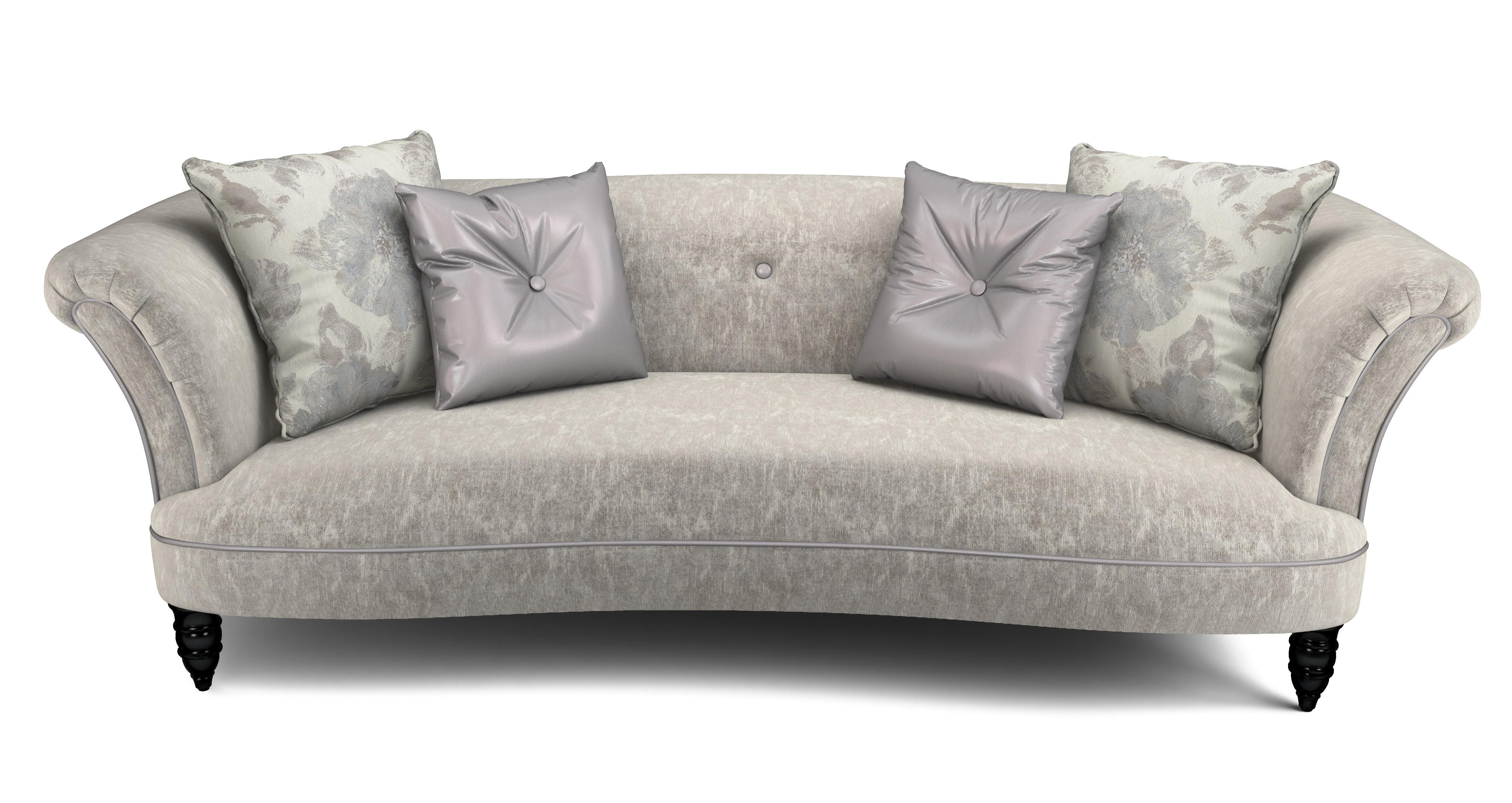 Charming Concerto 4 Seater Sofa | DFS