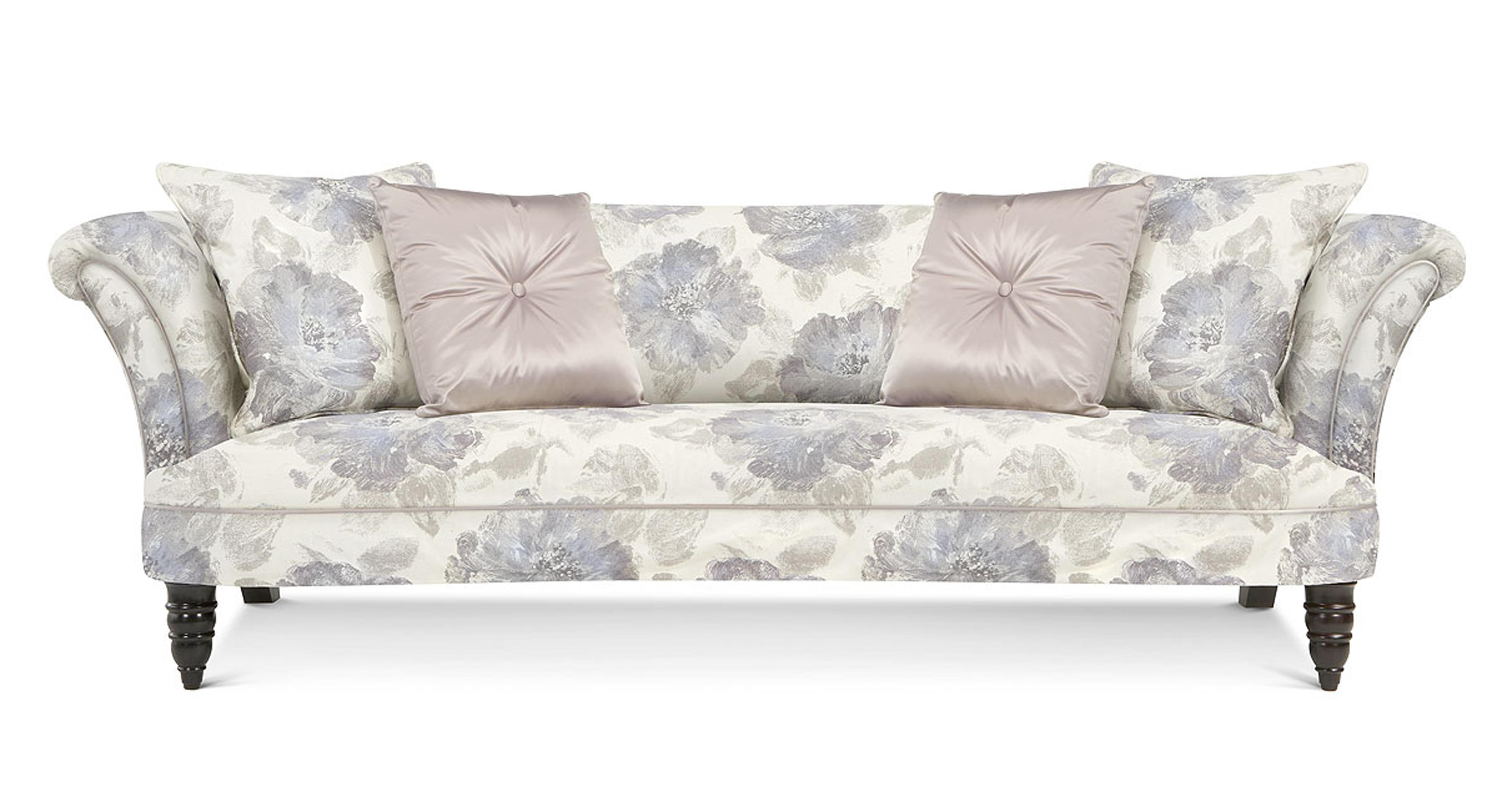 Concerto Pattern 4 Seater Sofa Concerto Pattern Dfs