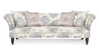 Concerto Pattern 4 Seater Sofa