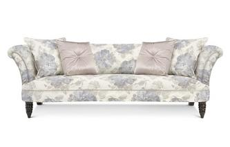 Pattern 4 Seater Sofa