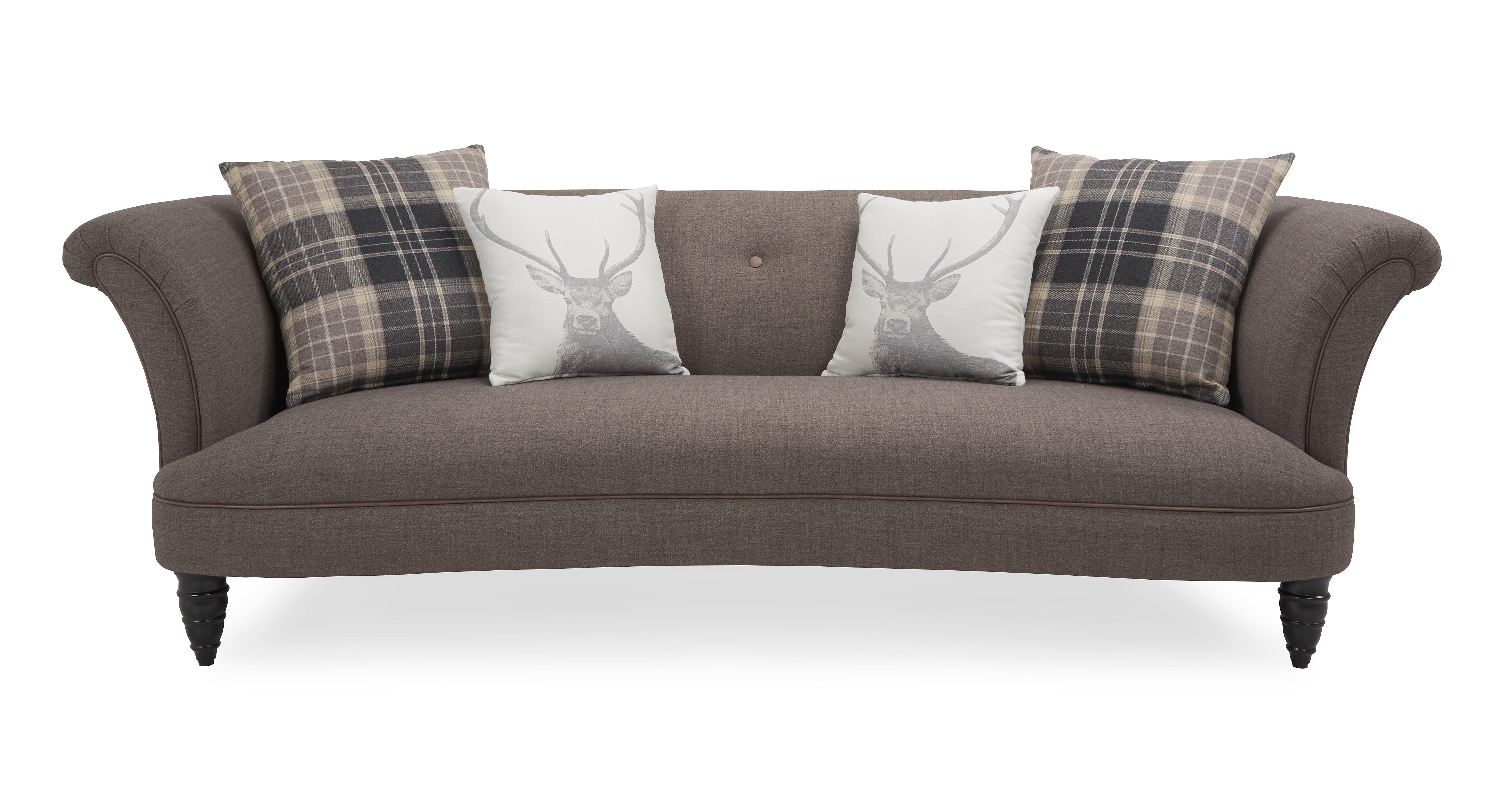 Dfs 4 seater sofa Dfs 4 seater leather sofa