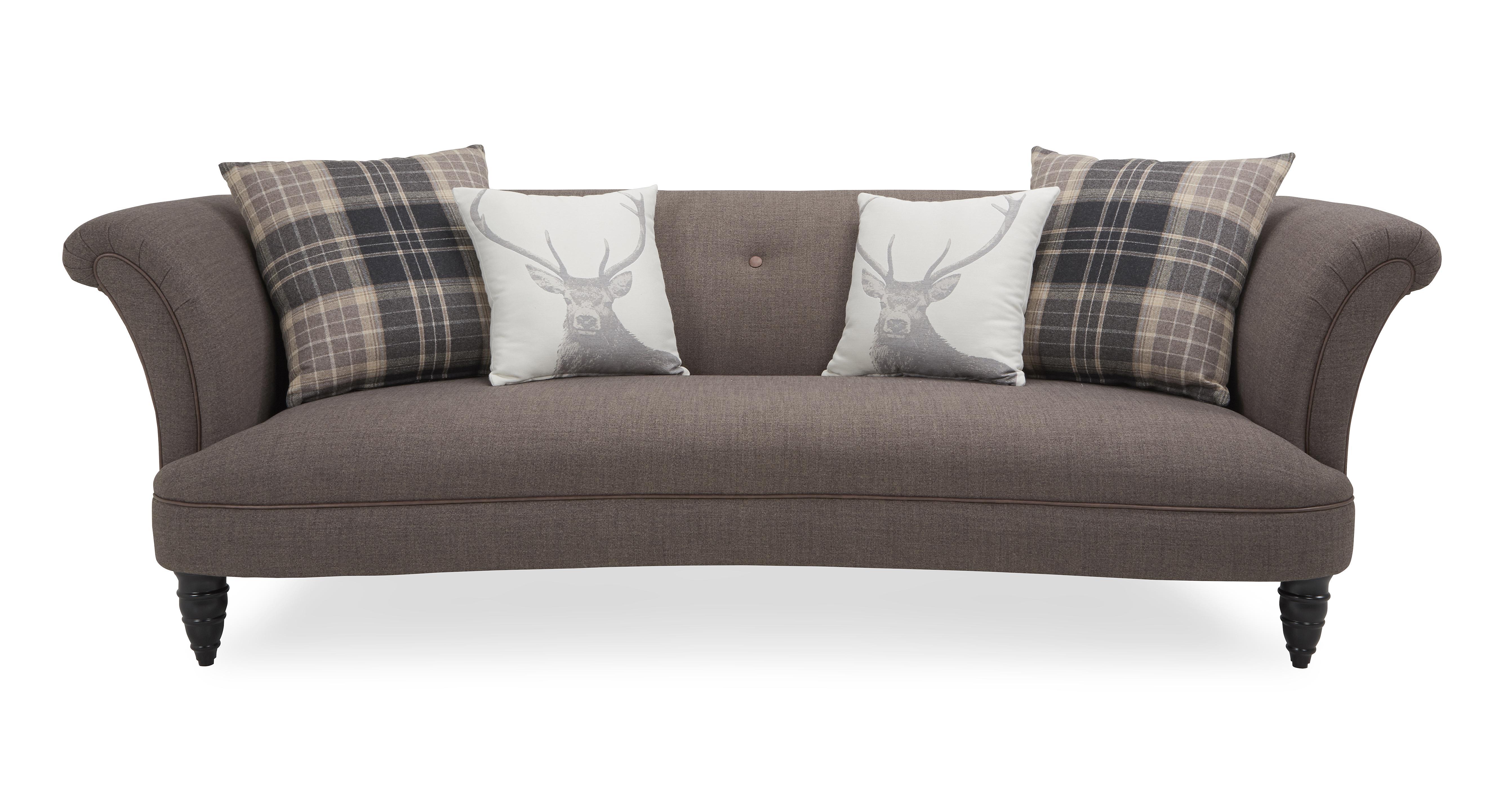concerto 4 seater sofa alternative fabric moray dfs. Black Bedroom Furniture Sets. Home Design Ideas