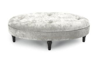 Oval Footstool