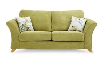 2 Seater Formal Back Sofa Corinne