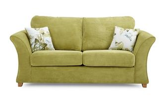 2 Seater Formal Back Sofa Bed Corinne