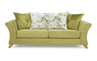 3 Seater Pillow Back Sofa Corinne