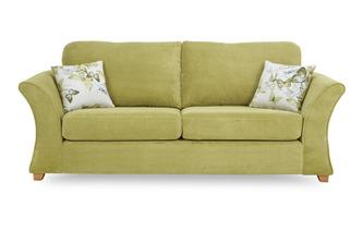 3 Seater Formal Back Sofa Bed Corinne