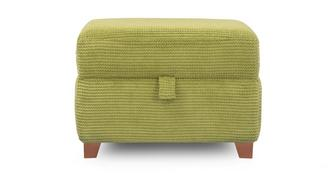 Corinne Storage Footstool
