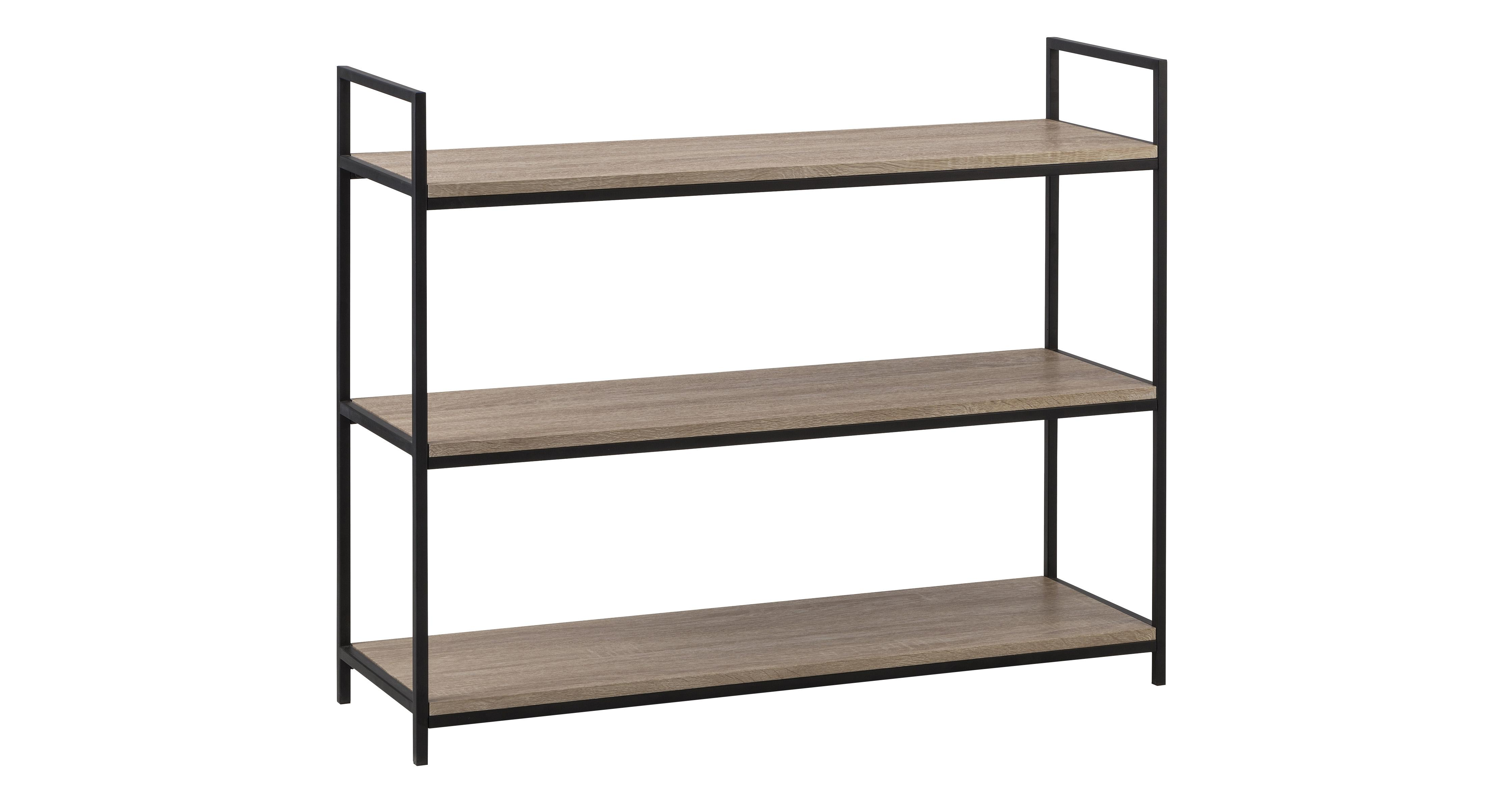 About The Corsica Low Bookcase