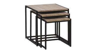 Corsica Nest of 3 Tables