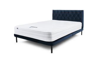 Blue Double Bedframe