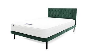 Green Double Bedframe