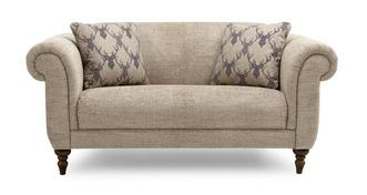 Country Plain Midi Sofa