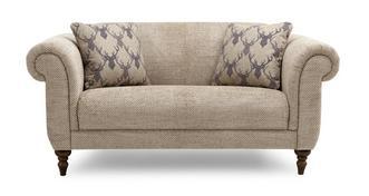 Country Plain Midi Sofa