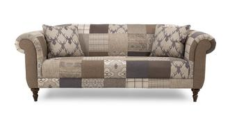 Country Patch Maxi Sofa
