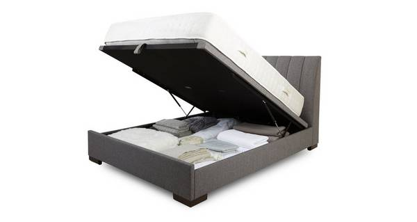 Craze King Size (5 ft) Ottoman Bed