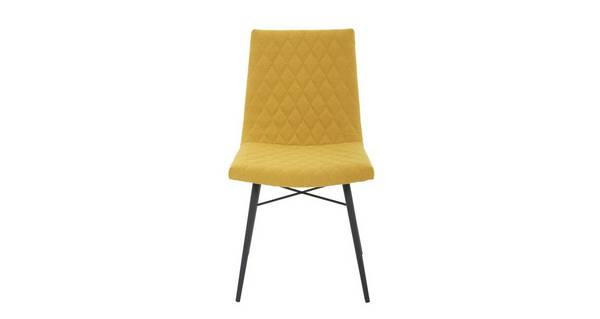 Crete Fabric Quilted Chair
