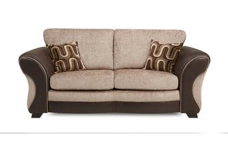 Large 2 Seater Formal Back Deluxe Sofa Bed Croft