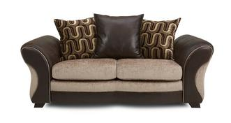 Croft Large 2 Seater Pillow Back Deluxe Sofa Bed
