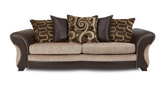 Croft 4 Seater Pillow Back Sofa