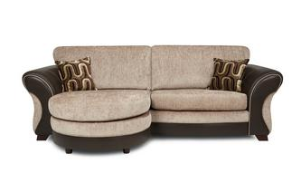 4 Seater Formal Back Lounger Croft