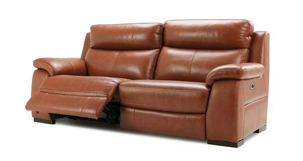 Crofton 3 Seater Electric Recliner