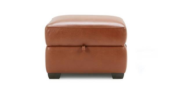 Crofton Storage Footstool