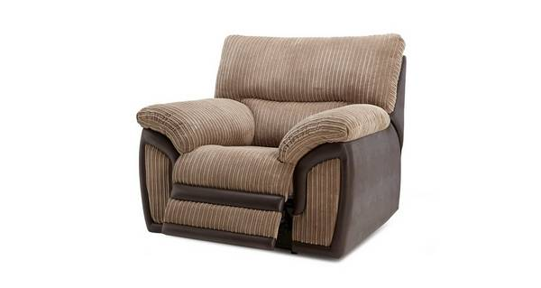 Crompton Manual Recliner Chair