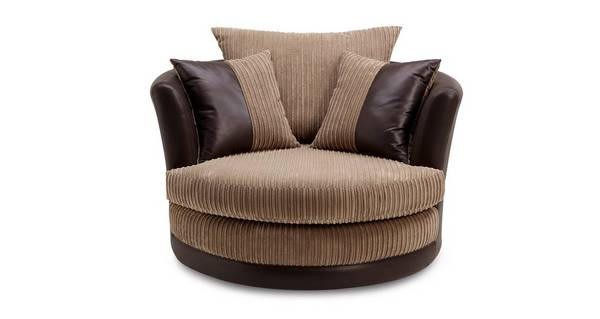 Crompton Large Swivel Chair