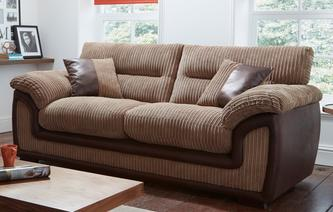 Crompton Large 2 Seater Sofa Bed Samson