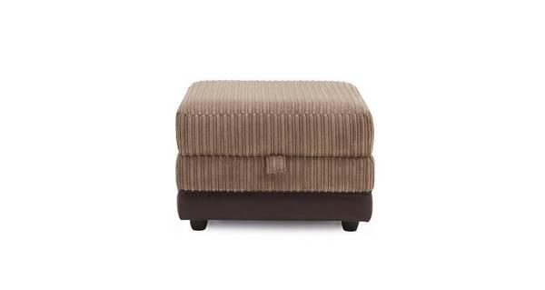 Crompton Storage Footstool