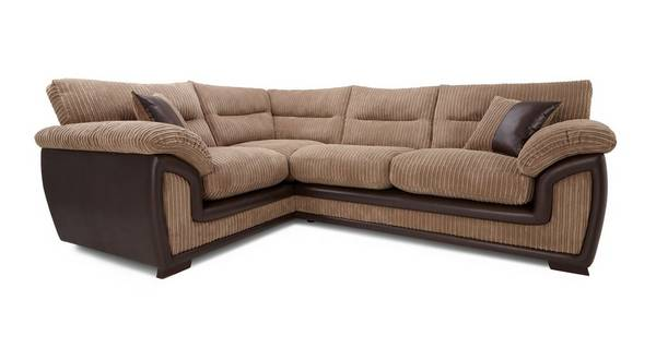 Crompton Right Hand Facing 2 Seater Corner Sofa