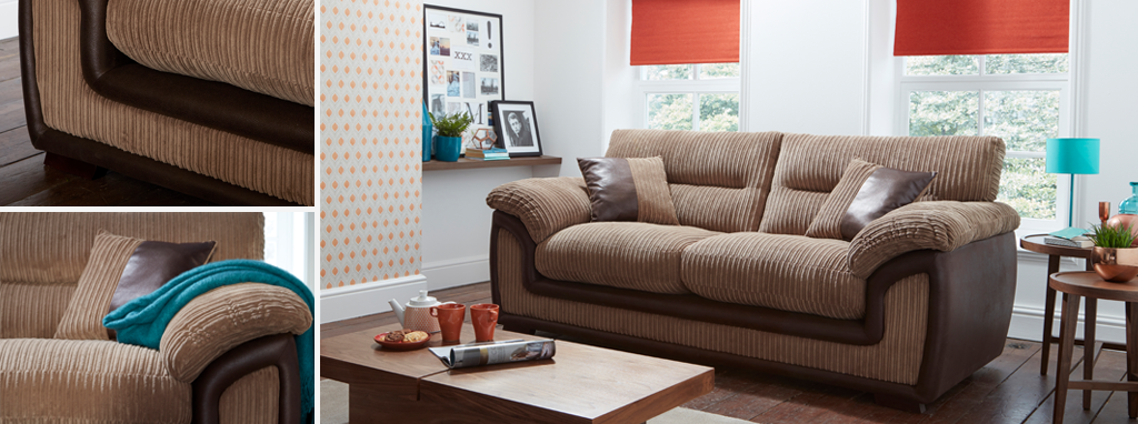 Crompton Clearance Large 2 Seater Sofa Bed Samson DFS