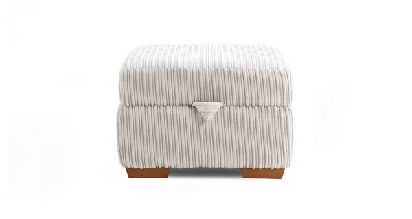 Crosby Storage Footstool
