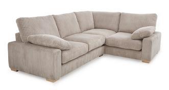 Crosby Left Hand Facing 2 Seater Corner Sofa