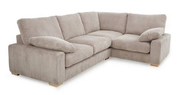 Crosby Left Hand Facing 2 Seater Corner Sofa