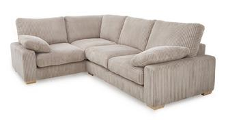 Crosby Right Hand Facing 2 Seater Corner Sofa