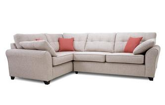 Right Hand Facing 3 Seater Corner Deluxe Sofabed