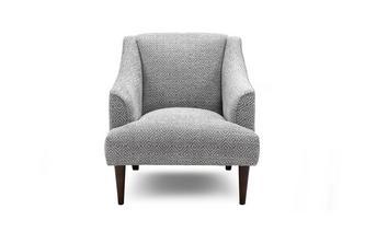 Diamond Accent Chair