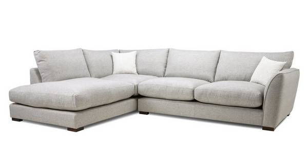 Cruise Formal Back Right Hand Facing Arm Large Corner Sofa Dfs