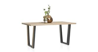 Cuban Small Fixed Dining Table