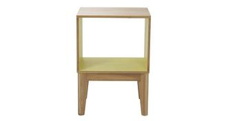Cube Lemon Lamp Table